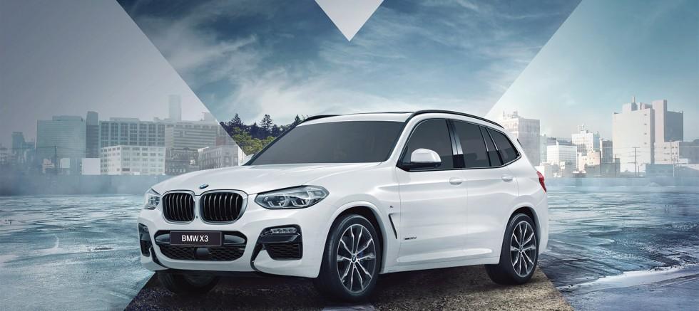 BMW X3 2021 YILINDA YOLLARDA