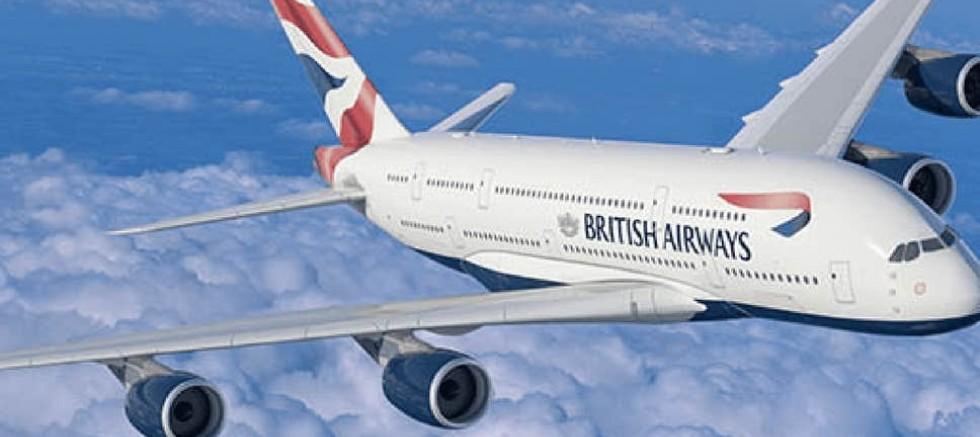 BRITISH AIRWAYS'TAN YEPYENİ BİR UÇUŞ YEPYENİ BİR ROTA