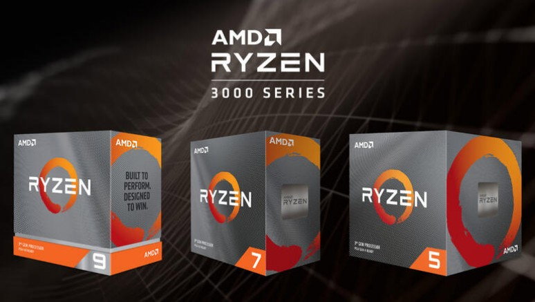 İŞTE YENİ AMD RYZEN 300XT
