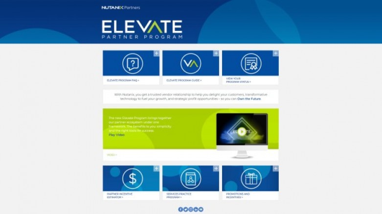 NUTANIX'TEN ELEVATE