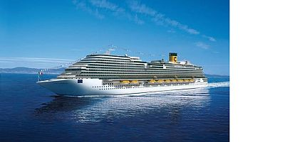 COSTA CRUISES'TE PANİK